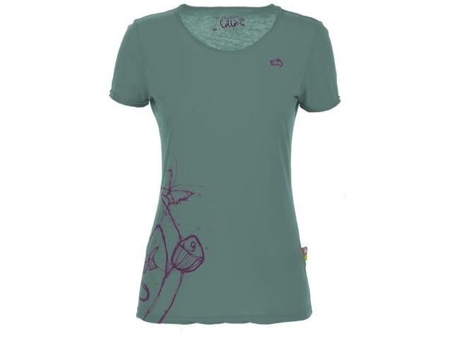E9 Reve T-Shirt Women, verde